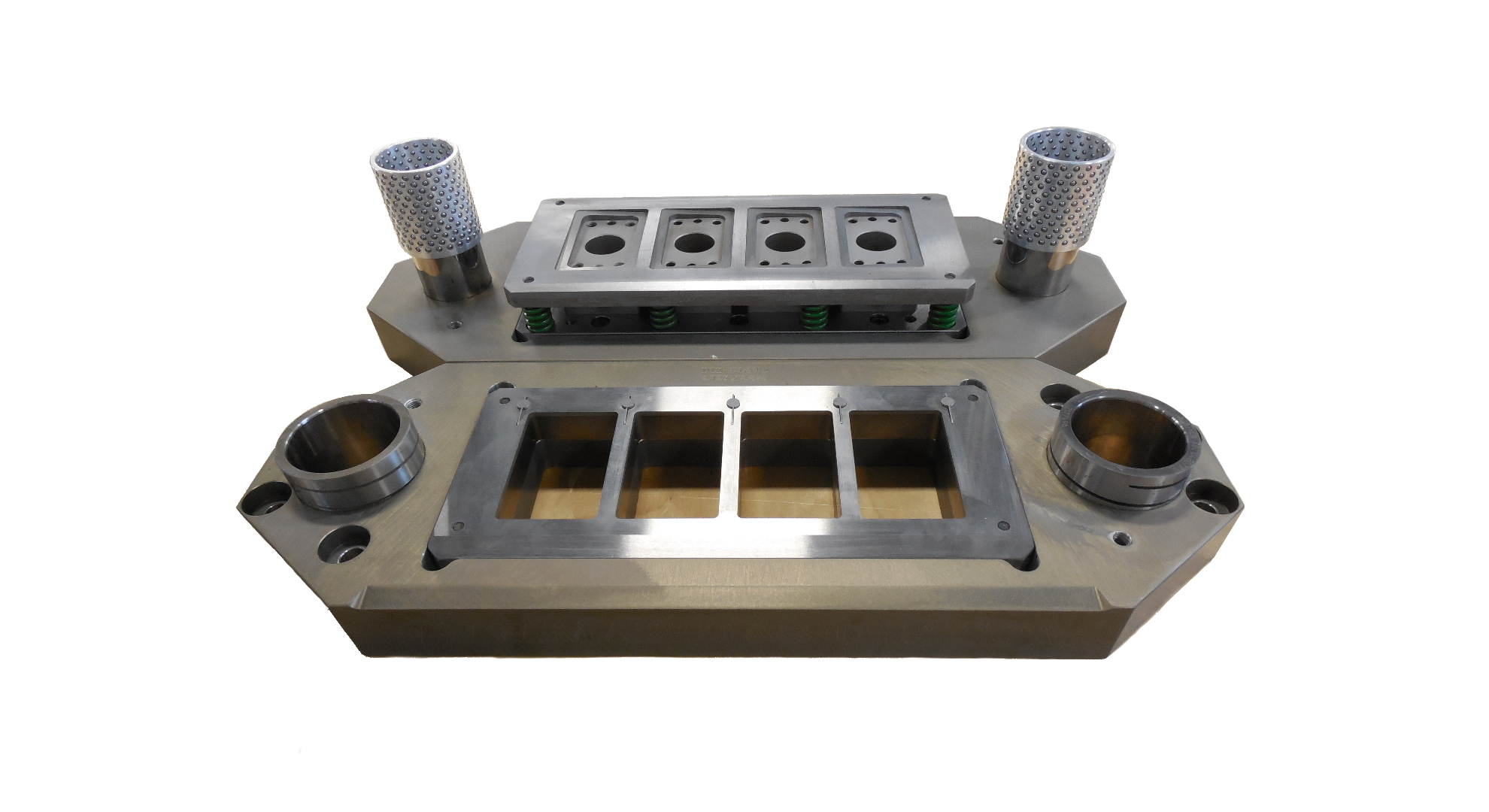 Matched Metal Tool and Precision Machining